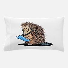 Warm Fuzzy Porcupine Pillow Case