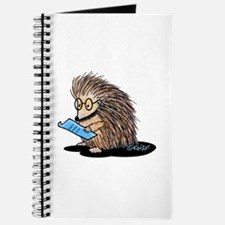 Warm Fuzzy Porcupine Journal
