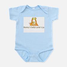Mummy n Daddys pride n joy Body Suit