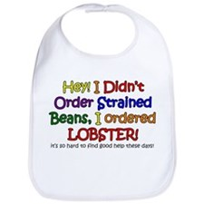 Lobster Fiend Bib