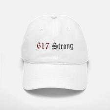 617 Strong Baseball Baseball Cap