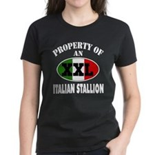 Property of XXL Italian Stallion Tee