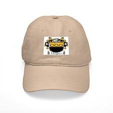 Hogan Coat of Arms Baseball Baseball Cap