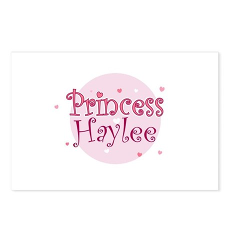 Haylee Postcards (Package of 8)
