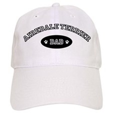 Airedale Terrier Dad Baseball Cap