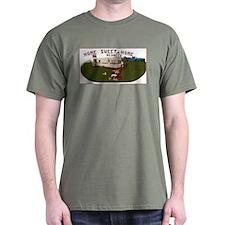 "Home Sweet ""Redneck"" Home color T-Shirt"