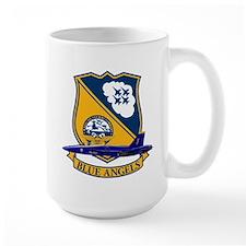 F-18 Blue Angels Mug