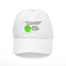 Have you hugged a germ today? Baseball Baseball Cap