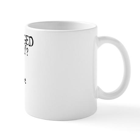 Have you hugged a germ today? Mug