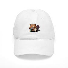 Beaver Lover Baseball Cap