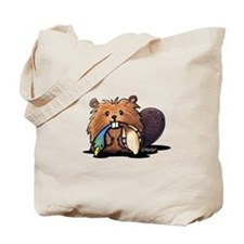 Beaver Lover Tote Bag