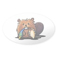 Beaver Lover Decal