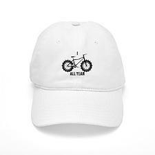 fat tire logo all year Baseball Baseball Cap