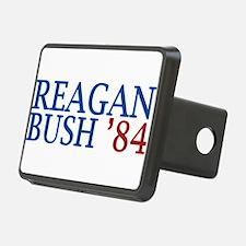 Reagan Bush '84 Hitch Cover