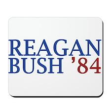 Reagan Bush '84 Mousepad