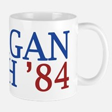 Reagan Bush '84 Mug