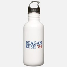 Reagan Bush '84 Water Bottle