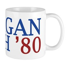 Reagan Bush '80 Mug