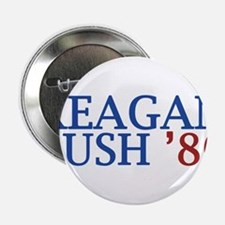 "Reagan Bush '80 2.25"" Button"