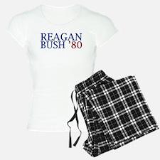 Reagan Bush '80 Pajamas