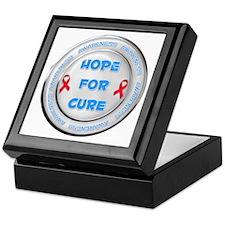 diabetes awareness Keepsake Box