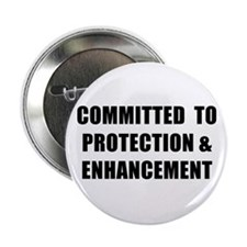 """COMMITTED TO PROTECTION AND ENHANCEMENT 2.25"""""""