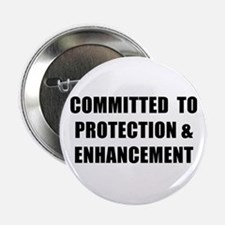 COMMITTED TO PROTECTION AND ENHANCEMENT 2.25""