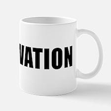 PRESERVATION BK Mug