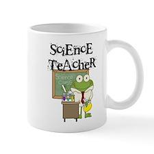 Frog Science Teacher Mug