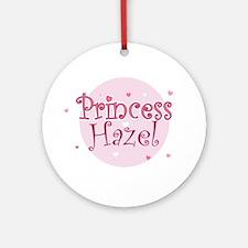 Hazel Ornament (Round)