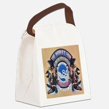 Worlds Fair New Orleans Canvas Lunch Bag
