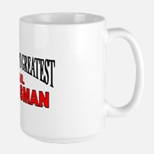 """The World's Greatest Bail Bondsman"" Mug"
