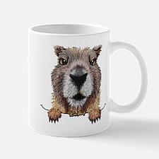 Yellow-bellied Marmot Mug