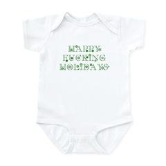 Happy Holidays Infant Bodysuit