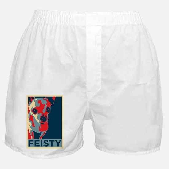 Feisty_ChiChi.png Boxer Shorts