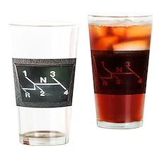 Jimi257 Drinking Glass