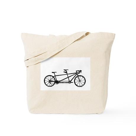 Tandem Tote Bag
