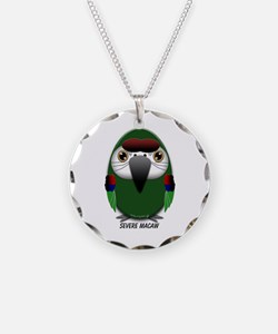 Severe Macaw Necklace
