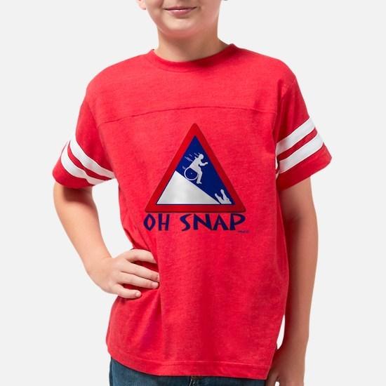 snap2 Youth Football Shirt