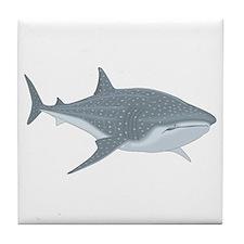 Whale Shark Tile Coaster