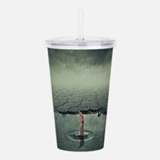 pothole Acrylic Double-wall Tumbler