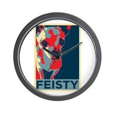 Feisty_ChiChi.png Wall Clock