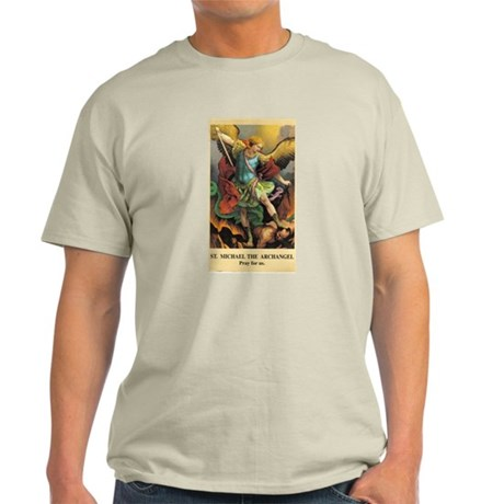 St. Michael Organic Cotton Tee T-Shirt