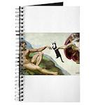 God Creates Cats Journal