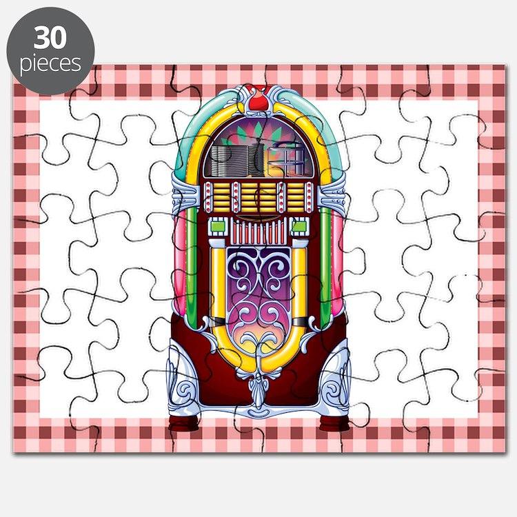 1950 Jukebox Puzzle