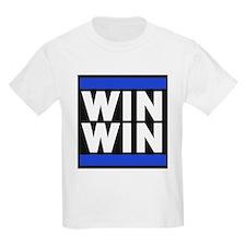 win win 1 blue T-Shirt