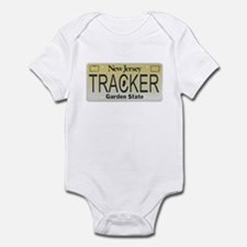 New Jersey Tracker Infant Bodysuit