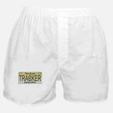 New Jersey Tracker Boxer Shorts