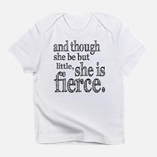 Cute Short girls Infant T-Shirt