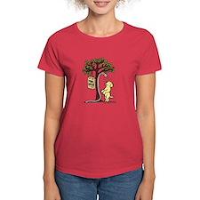 Yellow Labrador Shower T-Shirt